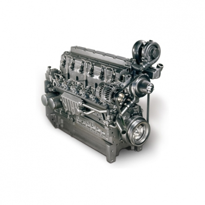 Engines and engine spare parts: engineered for your work.