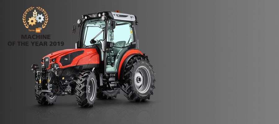 Tractors and Agricultural Machinery since 1942 - SAME